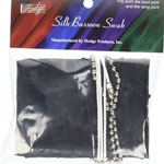 Hodge, Silk Bassoon Swab, Black BB1