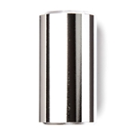 Dunlop 228 Chromed Brass Slide, Heavy Wall Thickness, Medium