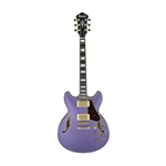 Ibanez Artcore AS73 Metallic Purple Flat