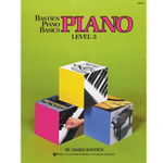 Bastien Piano Basics: Piano - Level 3
