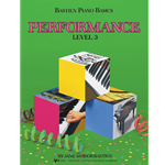 Bastien Piano Basics: Performance - Level 3