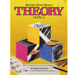 Bastien Piano Basics: Theory - Level 4