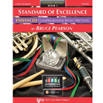 Standard of Excellence: Alto Sax Book 1