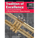 Tradition of Excellence - Book 1 - Trumpet
