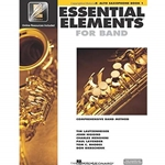 Essential Elements for Band - Alto Sax Book 1
