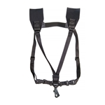Neotech Soft Harness, Swivel Hook Saxophone Strap 2501162 Black