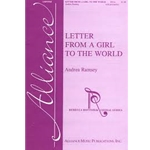 A Letter from a Girl to the World SSAA