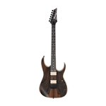 Ibanez RGEW521ZC RG Standard Series Electric Guitar (Natural Flat)