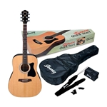 Ibanez IJV50 JamPack - Acoustic Guitar Pack Natural