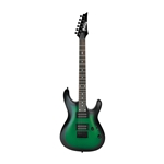 Ibanez GS221 GIO Series Electric Guitar (Metallic Green Sunburst)