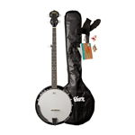 Washburn, B8K Banjo Pack w/ Gig Bag