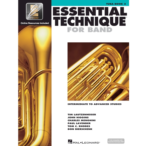 Essential Technique for Band - Tuba Book 3