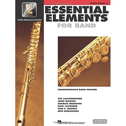 Essential Elements for Band - Flute Book 2