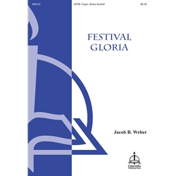 Festival Gloria  Jacob B. Weber