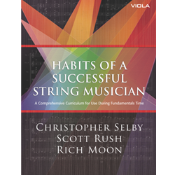 Habits of a Successful String Musician - Viola