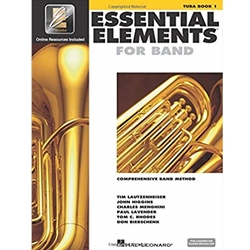 Essential Elements - Tuba Book 1