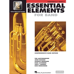Essential Elements - Baritone Book 2