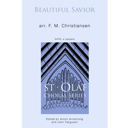 Beautiful Savior SATB