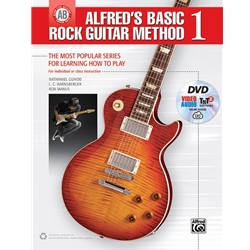 Alfred's Basic Guitar 1 with DVD  Manus