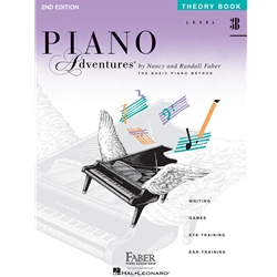 Piano Adventures - Level 3B - Theory