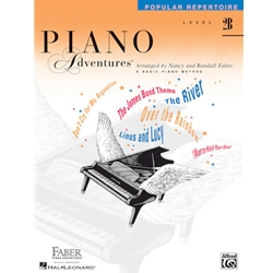 Piano Adventures - Level 2B - Popular Repertoire