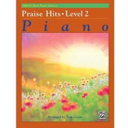 Alfred's Basic Piano Library: Praise Hits Book 2