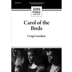 Carol of the Birds - Craig Carnahan