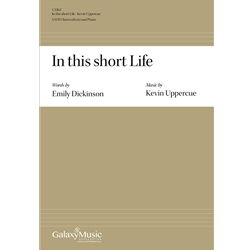 In this short Life - Kevin Uppercue