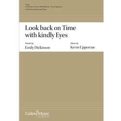 Look back on Time with kindly Eyes - Kevin Uppercue