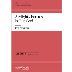 A Mighty Fortress Is Our God - Kyle Pederson