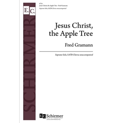 Jesus Christ, the Apple Tree - Fred Gramann