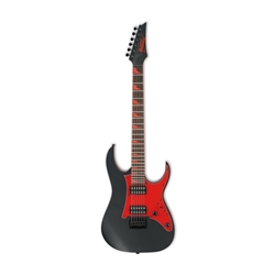 Ibanez GRG131DX GIO Series Electric Guitar (Black Flat)