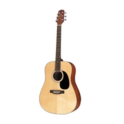AGJAES33C Jasmine by Takamine ES33C Acoustic Guitar w/ Case